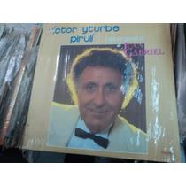 Victor Iturbe Piruli L.p. Disco De 33 Rpm. Interpreta A Jua