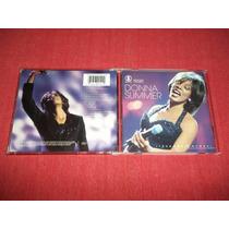 Donna Summer - Vh1 Live & More Encore Cd Usa Ed 1999 Mdisk