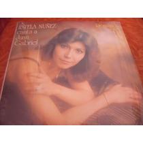 Lp Estela Nuñez, Canta A Juan Gabriel, Envio Gratis