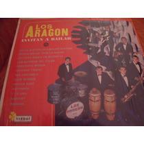 Lp Los Aragon Invitan A Bailar, Envio Gratis