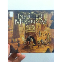 Infected Mushroom Legend Of The Black Disco Nuevo Cerrado