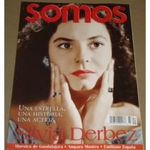 Silvia Derbez Una Estrella Revista Somos Año 2002 Bvf