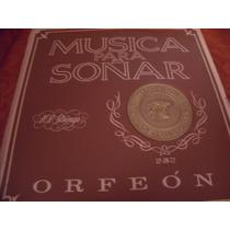 Lp Musica Para Soñar, Album 6 Discos, Envio Gratis