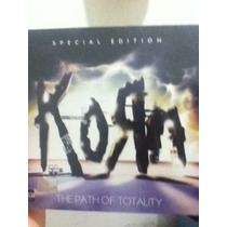 Korn The Path Of Totality Disco Nuevo Cerrado