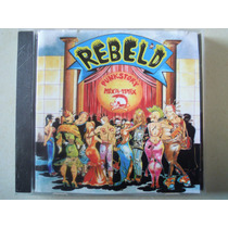 Rebel´d Cd Punk Story Mex76-99mex