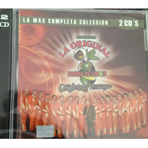 Original Banda El Limon, La Mas Completa Coleccion. 2 Cd
