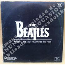 Past Masters - The Beatles (1988), 2 Discos Edición Mexicana
