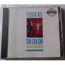 Fiesta Del Cha Cha Cha Orq. Aragon Jorrin America Cd 1996
