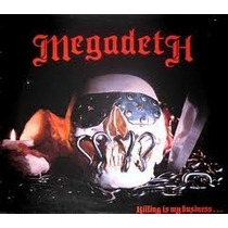 Megadeth - Killing Is My Business...and Business Is Good! Cd