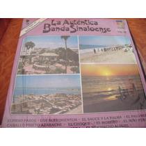 Lp La Autentica Banda Sinaloense, Envio Gratis