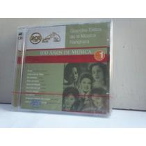 Grandes Exitos De La Musica Ranchera. 100 Años. Vol. 1. 2cd.