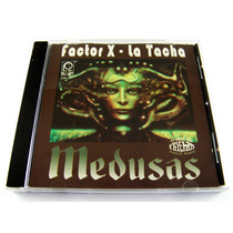 Factor X / La Tacha Cd Single Medusas Peerless 1996