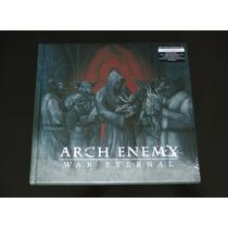 Arch Enemy - War Eternal (artbook + 3cds) Nuevo, Sellado