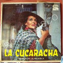 Bolero, Maria Felix, Musica De La Pelicula La Cucaracha Lp12