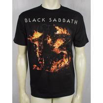 Black Sabbath 13 Camiseta Ozzy 100% Original Talla Xl Nuevo