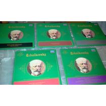 Tesoros Musicales De Los Grandes Compositores Tchaikovsky