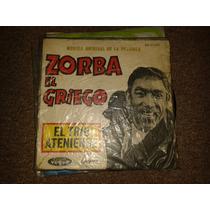 Disco Acetato 45 Rpm De: Zorba El Griego