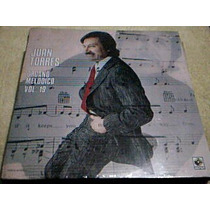 Disco Lp Juan Torres -organo Melodico Vol. 19 -nuevo Sellado