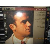 Robbie Williams Dvd Emi Mexico Nuevo Varios Lanzamientos