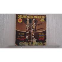 Goyito De America - Organo Con Mariachi