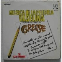 Música De La Película Vaselina 1 Disco Lp Vinilo