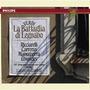 Opera Verdi - La Batalla De Legnano Musica Clasica Disco Vv4