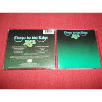 Yes - Close To The Edge Cd Usa Ed 1990 Mdisk