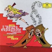 Opera Ravel - La Hora Española Musica Clasica Disco Vv4
