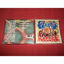 Pericos - Pampas Reggae Cd Nac Ed 2005 Mdisk