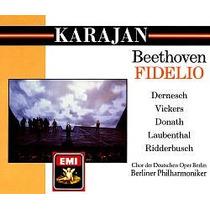Opera Beethoven Fidelio Cd Leonore Musica Clasica Disco Vv4