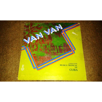 Disco Acetato De Van Van, Coleccion Musica Tropical De Cuba