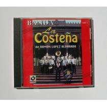 Banda La Costeña Album Homonimo Cd Mexicano 1993