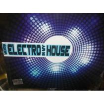 York Electro In My House Cd Digipak Sellado