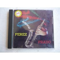 Perez Prado Mambo En Sax Cd 1997 Rarisimo Envío Gratis! Vv4