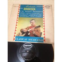 Antonio Bribiesca Y Su Guitarra Sentimental