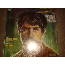 Disco Acetato: Ignacio Lopez Tarso