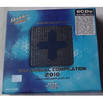 Modelo Light The Annual Compilation 2010 Boxset Rigido 6 Cd