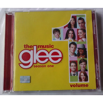 Glee Vol 1 The Music Season One Cd 1a Ed 2009 C/booklet Bvf