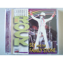 Sly And The Family Stonecd Grandes Figuras Del Rock