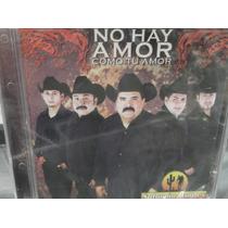 Salomon Robles No Hay Amor Con Tu Amor Cd Nuevo Sellado