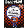 Dvd Original Essential Music Videos 80s Uk Echo The Bunnymen