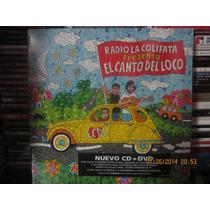 El Canto Del Loco Radio La Colifata Cd+dvd Ed.españa Nuevo