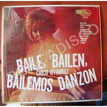 Afroantillana, Chico O´farrill, Bailemos Danzon, Lp 12´,