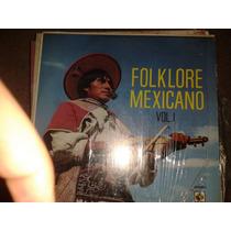 Disco Acetato: Folklore Mexicano