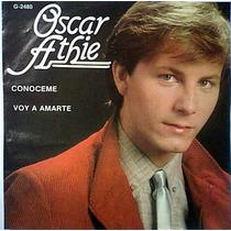 Oscar Athie Conoceme Ep 45rpm Juan Gabriel Jose Jose Raphael