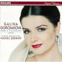 Galina Gorchakova - Verdi & Tchaikovsky Arias Opera Cd Vv4