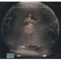 Lindsey Stirling / Shatter Me / Disco Cd Con 12 Canciones