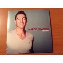Marco Di Mauro Amame Cd Promo