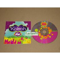 Kabah El Pop 2005 Bmg Cd
