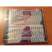 Amores Incomparables Vol.2 Raúl Vale Tropa Loca Cd Album